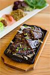 Korean BBQ beef ribs Stock Photo - Premium Royalty-Free, Artist: Photocuisine, Code: 621-03597287