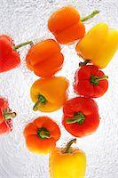 paprika - Paprika Splashing In To Water Stock Photo - Premium Rights-Managednull, Code: 859-03598691