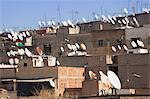 Satellite Dishes on Rooftops, Fez, Morocco Stock Photo - Premium Rights-Managed, Artist: Marco Cristofori, Code: 700-03612984