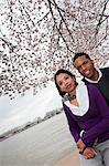 Couple, National Mall, Washington DC, USA Stock Photo - Premium Royalty-Free, Artist: Patrick Chatelain, Code: 600-03615421