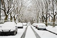 Winter, West Point Grey, Vancouver, British Columbia, Canada Stock Photo - Premium Royalty-Freenull, Code: 600-03615884
