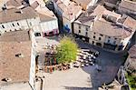 Main Plaza in Saint-Emilion, Gironde, Aquitaine, France Stock Photo - Premium Rights-Managed, Artist: Patrick Chatelain, Code: 700-03615911