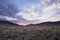 Landscape Near Oliver, British Columbia, Canada Stock Photo - Premium Rights-Managednull, Code: 700-03621380