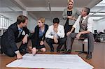 Business team in a meeting Stock Photo - Premium Royalty-Freenull, Code: 649-03622574