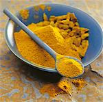 Turmeric Stock Photo - Premium Rights-Managed, Artist: Photocuisine, Code: 825-03627193