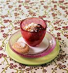 Finger biscuit crumble Stock Photo - Premium Rights-Managed, Artist: Photocuisine, Code: 825-03627836