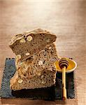 Rye leavened bread Stock Photo - Premium Rights-Managed, Artist: Photocuisine, Code: 825-03628175