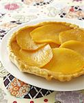 Mango tatin Stock Photo - Premium Rights-Managed, Artist: Photocuisine, Code: 825-03628295
