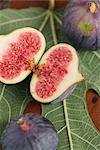 Fresh figs Stock Photo - Premium Rights-Managed, Artist: Photocuisine, Code: 825-03628502
