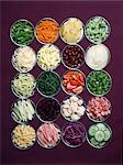 Selection of raw vegetables Stock Photo - Premium Rights-Managed, Artist: Photocuisine, Code: 825-03628682