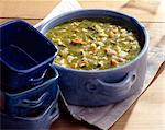 Pistou soup Stock Photo - Premium Royalty-Free, Artist: Glowimages, Code: 652-03634779