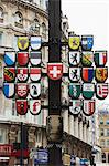 Cantonal Tree, Swiss Court, London, England Stock Photo - Premium Royalty-Free, Artist: Puzant Apkarian, Code: 600-03638672