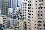 Apartment Buildings on Hong Kong Island, Hong Kong, China Stock Photo - Premium Rights-Managed, Artist: Tomasz Rossa, Code: 700-03638889