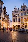 Guild Houses, Grand Place, Brussels, Belgium Stock Photo - Premium Rights-Managed, Artist: Siephoto, Code: 700-03638916