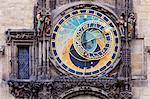 Astronomical Clock, Old Town, Stare Mesto, Prague, Czech Republic Stock Photo - Premium Rights-Managed, Artist: Jeremy Woodhouse, Code: 700-03638980
