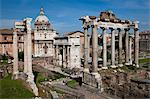 The Forum, Rome, Italy Stock Photo - Premium Rights-Managed, Artist: R. Ian Lloyd, Code: 700-03639085