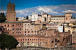 Trajan's Forum and Trajan's Market, Rome, Italy Stock Photo - Premium Rights-Managed, Artist: R. Ian Lloyd, Code: 700-03639092
