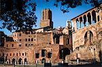 Trajan's Forum and Trajan's Market, Rome, Italy Stock Photo - Premium Rights-Managed, Artist: R. Ian Lloyd, Code: 700-03639093