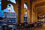 Piazza della Repubblica, Rome, Italy
