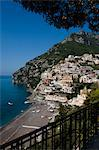 Positano, Amalfi Coast, Province of Salerno, Campania, Italy Stock Photo - Premium Rights-Managed, Artist: R. Ian Lloyd, Code: 700-03639251