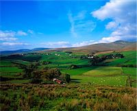 Sperrin Mountains, Co Tyrone, Ireland Stock Photo - Premium Rights-Managednull, Code: 832-03639813