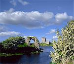Dunguaire Castle, Kinvara, Co Galway, Ireland, 16Th Century Castle On Galway Bay Stock Photo - Premium Rights-Managed, Artist: IIC, Code: 832-03640096
