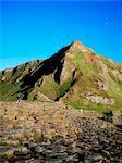 Giants Causeway, Co Antrim, Northern Ireland Stock Photo - Premium Rights-Managed, Artist: IIC, Code: 832-03640146