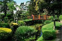 Kilkee, Co Kildare, Ireland; Japanese Gardens Stock Photo - Premium Rights-Managednull, Code: 832-03640188