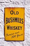 Sign Advertising Whiskey Stock Photo - Premium Rights-Managed, Artist: IIC, Code: 832-03640311