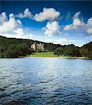 Castlewellan Castle, Co Down, Ireland; Scottish Baronial Castle Completed In 1856 Stock Photo - Premium Rights-Managed, Artist: IIC, Code: 832-03640347