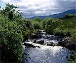 Small River Near Sneem, County Kerry, Ireland Stock Photo - Premium Rights-Managed, Artist: IIC, Code: 832-03640765