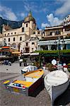 Positano, the Amalfi Coast, Italy Stock Photo - Premium Rights-Managed, Artist: R. Ian Lloyd, Code: 700-03641067