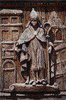 Detail of Church Door, Todi, Umbria, Italy Stock Photo - Premium Rights-Managednull, Code: 700-03641190