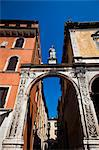 Piazza dei Signori, Verona, Veneto, Italy Stock Photo - Premium Rights-Managed, Artist: R. Ian Lloyd, Code: 700-03644417