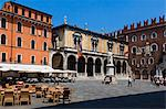 Piazza dei Signori, Verona, Veneto, Italy Stock Photo - Premium Rights-Managed, Artist: R. Ian Lloyd, Code: 700-03644421