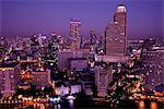 Thailand,Bangkok,City Skyline and Chao Phraya River Stock Photo - Premium Rights-Managed, Artist: Asia Images, Code: 849-03645637