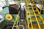Coffee Bean Processing Machinery Stock Photo - Premium Rights-Managed, Artist: Brian Pieters, Code: 700-03654502