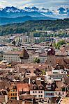 Cityscape of Lucerne, Switzerland Stock Photo - Premium Rights-Managed, Artist: R. Ian Lloyd, Code: 700-03654595