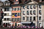 Lucerne, Switzerland Stock Photo - Premium Rights-Managed, Artist: R. Ian Lloyd, Code: 700-03654599