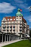 The Palace Hotel, Lucerne, Switzerland Stock Photo - Premium Rights-Managed, Artist: R. Ian Lloyd, Code: 700-03654600