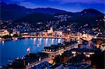 Lucerne at Dusk, Switzerland