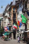 Street Scene, Zurich, Switzerland