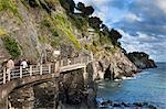 Monterosso al Mare, Cinque Terre, Province of La Spezia, Ligurian Coast, Italy Stock Photo - Premium Rights-Managed, Artist: R. Ian Lloyd, Code: 700-03660054