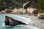 Fegina Beach, Monterosso al Mare, Cinque Terre, Province of La Spezia, Ligurian Coast, Italy Stock Photo - Premium Rights-Managed, Artist: R. Ian Lloyd, Code: 700-03660055