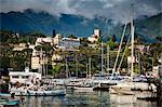 Santa Margherita Ligure, Genoa Province, Ligurian Coast, Italy Stock Photo - Premium Rights-Managed, Artist: R. Ian Lloyd, Code: 700-03660078