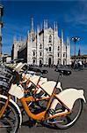 Milan Cathedral, Milan, Province of Milan, Lombardy, Italy Stock Photo - Premium Rights-Managed, Artist: R. Ian Lloyd, Code: 700-03660121