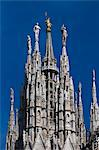 Milan Cathedral, Milan, Province of Milan, Lombardy, Italy Stock Photo - Premium Rights-Managed, Artist: R. Ian Lloyd, Code: 700-03660127