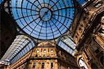 Galleria Vittorio Emanuele II, Milan, Province of Milan, Lombardy, Italy Stock Photo - Premium Rights-Managed, Artist: R. Ian Lloyd, Code: 700-03660135