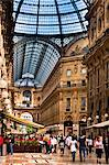 Galleria Vittorio Emanuele II, Milan, Province of Milan, Lombardy, Italy Stock Photo - Premium Rights-Managed, Artist: R. Ian Lloyd, Code: 700-03660136