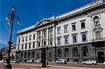 Bank of Italy, Milan, Province of Milan, Lombardy, Italy Stock Photo - Premium Rights-Managed, Artist: R. Ian Lloyd, Code: 700-03660145